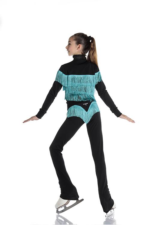 EMZA Giacca per Il Pattinaggio Pattinaggio Pantaloni