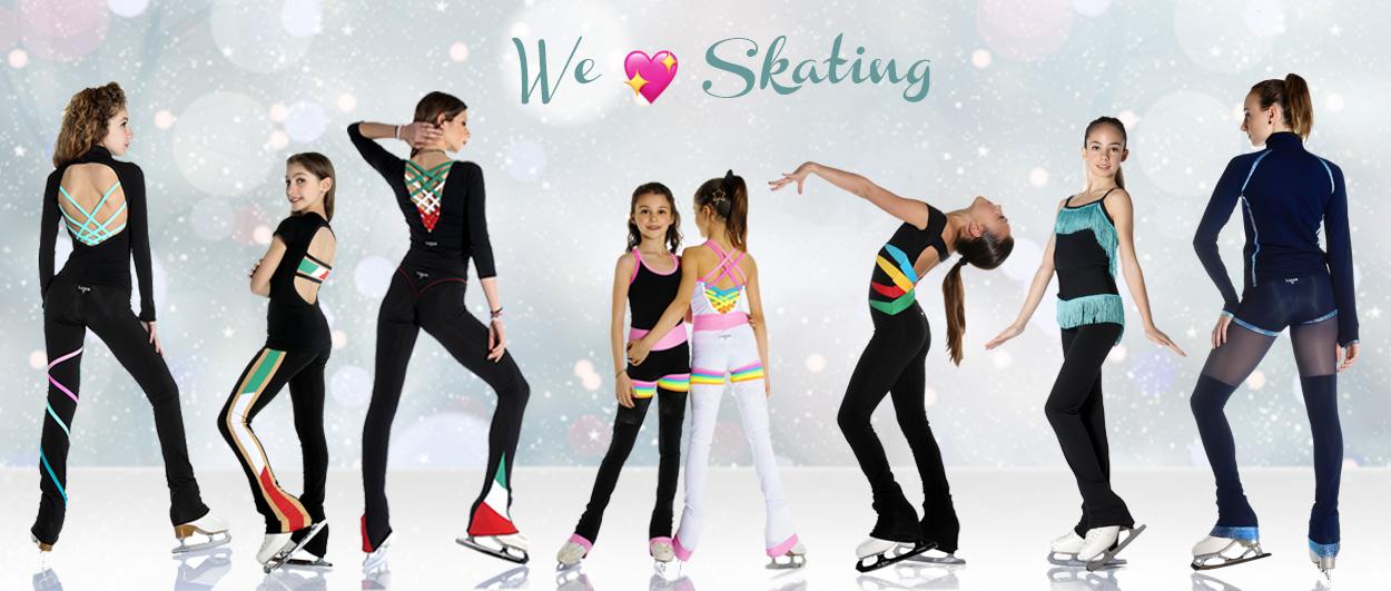 abbigliamento per pattinaggio su ghiaccio Logos Milano
